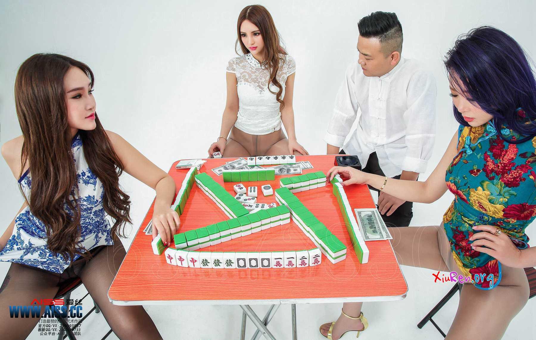 Xiu Ren - 100% Chinese Girls, 100% Made In China