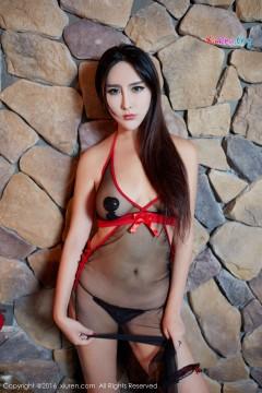 [秀人网XiuRen] N00604 热辣私房模特FoxYini孟狐狸挑逗护士情趣装桃色激情写真 60P