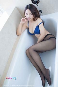 [LeYuan] Vol.005 美腿清纯小护士薇薇Vivian粉嫩撩人黑丝喷血写真 42P