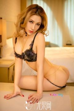 [ugirls_尤果网] 短发风韵干物女Lanvinia撩人白色蕾丝内裤倾心养眼高清私拍 65P