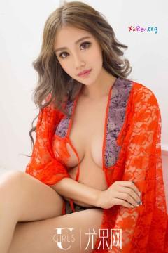 [ugirls_尤果网] 极品护士宝贝张芷昕饱满事业线优雅人像唯美内衣写真 65P
