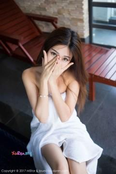 [MiStar魅妍社] 第169期 年轻骨感嫩模小蕾蕾温泉度假酒店泳装人像拍摄写真 65P