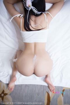 [CANDY] 第16期 年轻水灵模特林美惠子Mieko优美室内大尺度艺术写真 56P