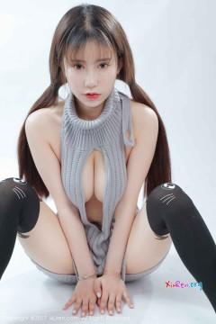 [秀人网XiuRen] N00749 可爱甜美双马尾嫩模萝莉悠悠酱真空挺拔酥胸青涩治愈勾魂写真大图 41P
