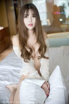 [秀人网XiuRen] N00761 艳丽红唇商务女郎周予然紧身漆皮制服完美身材魅惑私房照 59P
