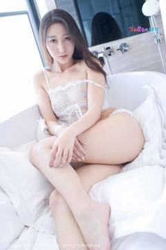 [秀人网XiuRen] N00776 骨感温婉居家女郎赵熙儿勾魂透视蕾丝内衣浴缸人像写真 56P