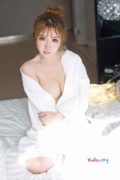 [秀人网XiuRen] N00778 酥软大胸国模小公举Amy养眼情趣镂空泳装勾魂沁人私房 47P