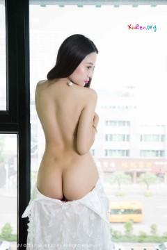 [秀人网XiuRen] N00798 浓艳开放风俗娘李梓熙粉色镂空内衣裸体艺术私密写真照 67P