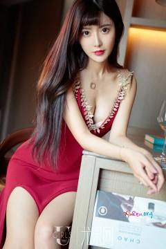 [ugirls_尤果网] 丽质时髦美腿尤物赵智妍撩人紧致内衣艺术唯美私房 65P