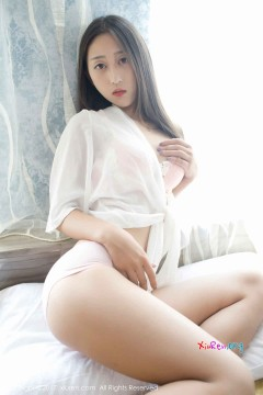 [秀人网XiuRen] N00802 苗条婉约私房新人雨涵Iris水手服条纹胖次治愈美拍 45P