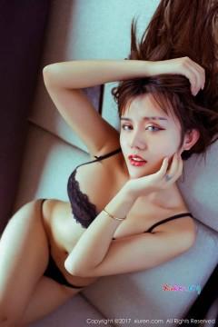 [秀人网XiuRen] N00840 开朗狂野女汉子兔子NINA红红火火创意浴室内衣私拍写真 41P