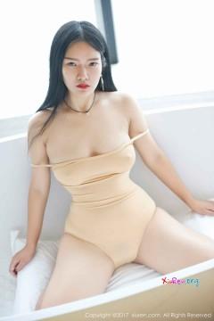 [秀人网XiuRen] N00864 肥硕丰臀桃尻女郎凌希儿素雅连体泳衣喷血激凸 47P