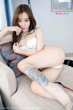 [秀人网XiuRen] N00881 玲珑甜美外围女模顾灿致命蕾丝内衣火热撩人性感糖水片 46P