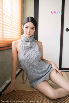 [MiStar魅妍社] 第213期 诱人美背鲜肉小热巴奢华和服黑色丝袜美腿户外写真 40P