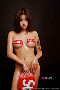 [秀人网XiuRen] N00994 火爆桃乳嫩模丹妮Danny全裸养眼清凉艺术人体写真 40P