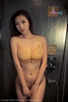 [秀人网XiuRen] N01023 风尘大胸御姐宋KiKi酒店浴室蕾丝内衣败火情欲写真 43P