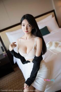 [秀人网XiuRen] N01209 秀气婀娜模特小热巴宾馆OL制服丝袜诱惑私拍 51P