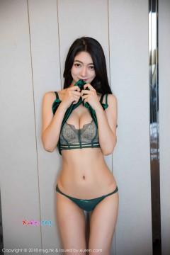 [秀人网XiuRen] N01201 秀气美腿宝贝Angela小热巴优雅开胸睡裙迷人室内私拍 52P
