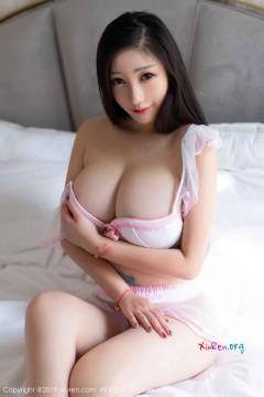 [秀人网XiuRen] N01310 巨乳娇娘妲己Toxic粉嫩火爆身材诱惑制服平面写真 42P