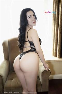 [秀人网XiuRen] N01395 肥硕大臀熟女伊诺火辣诱人内衣高清写真 45P