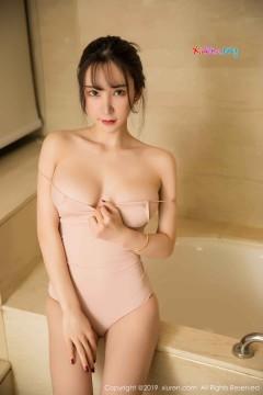 [秀人网XiuRen] N01496 娇媚骨感时尚模特周于希Sandy粉色连体泳衣惹火劲爆私房 60P