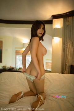 [秀人网XiuRen] N01479 短发时尚靓妹Emily顾奈奈酱(尹菲)热辣内衣半裸写真 70P