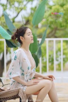 [秀人网XiuRen] N01613 秀气江南尤物沈梦瑶曼妙真空内衣商务写真 50P