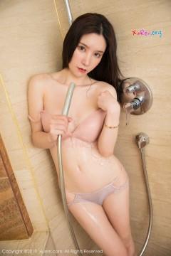 [秀人网XiuRen] N01656 撩人婀娜长发宝贝周于希Sandy浴室湿身内衣极致性感福利私拍 66P