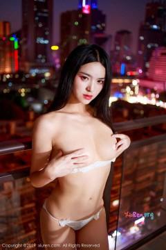 [秀人网XiuRen] N01715 冷艳野性女郎金静熙阳台大尺度裸露人体艺术私房 50P