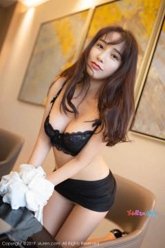 [秀人网XiuRen] N01776 呆萌可人暖床OL陶喜乐_lele迷人齐b小短裙紧致肉丝真空写真 70P