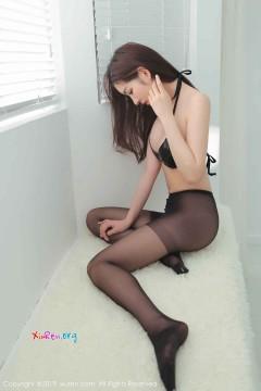 [秀人网XiuRen] N01754 娇小玲珑贫乳宝贝沈梦瑶垂涎渔网丝袜雅致情趣私房 44P