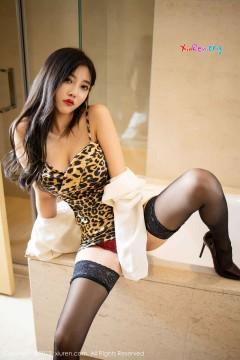 [秀人网XiuRen] N01838 美臀红唇公主杨晨晨sugar酒店豹纹诱惑制服写真 69P