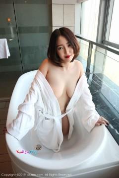 [秀人网XiuRen] N01823 风尘女郎Demon瑶瑶诱人粉色情趣内衣室内性感私拍 40P