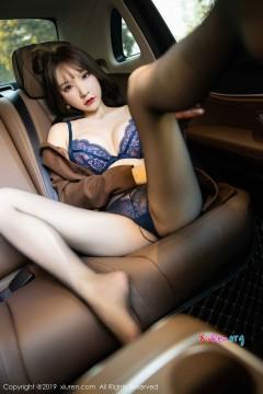 [秀人网XiuRen] N01869 浓艳红唇辣妹周于希Sandy车内不可告人诱惑私密内衣写真 82P