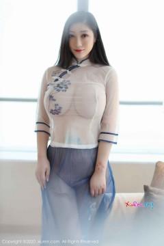 [秀人网XiuRen] N01902 圆润巨乳大姐姐妲己_Toxic透视装大尺度露骨艺术私房 53P