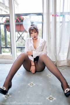 [秀人网XiuRen] N01928 俊雅肥臀女技师柴婉艺Averie包臀黑丝短裙宾馆风骚激情私拍 42P