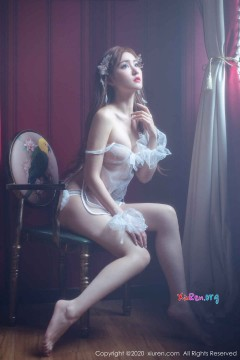 [秀人网XiuRen] N01980 白皙清秀甜美尤物沈梦瑶火辣性感诱人透视艺术写真 40P