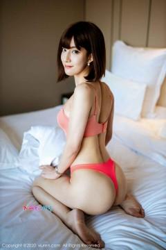 [秀人网XiuRen] N02082 苗条粉唇贫乳嫩模林文文yooki丝袜制服旅馆诱人极品写真 62P