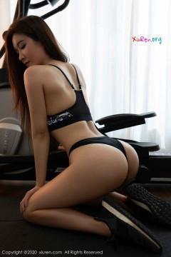 [秀人网XiuRen] N02088 丰满桃乳大姐姐任莹樱运动装紧身活力创意写真 40P