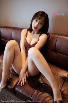 [秀人网XiuRen] N02136 傲娇肥臀干物女陈小喵破烂丝袜冷艳风情内衣私房 64P