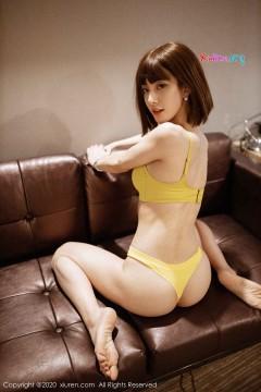 [秀人网XiuRen] N02130 甜美从良技师林文文yooki魅力风情宾馆内衣美艳写真 68P