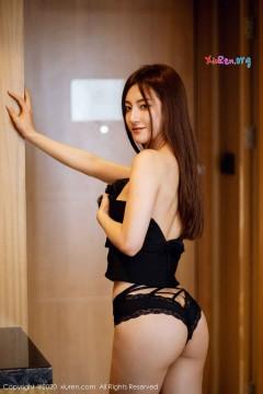 [秀人网XiuRen] N02165 水嫩细腰宝贝林文文yooki宾馆婀娜挑逗内衣写真 65P