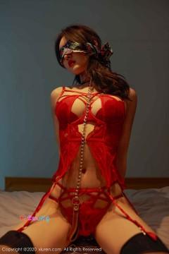 [秀人网XiuRen] N02157 野性福利姬沈梦瑶大尺度SM捆绑情趣内衣人体艺术写真 63P
