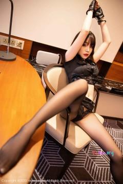[秀人网XiuRen] N02226 红唇风尘技师芝芝Booty香艳情趣制服热辣旅馆私拍 80P
