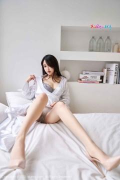 [秀人网XiuRen] N02273 惹火美腿小妮子林子欣Freya秀雅室内艺术私房 55P