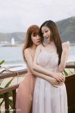 [秀人网XiuRen] N02444 丰满人体国模妲己&王雨纯户外双人合体艺术写真特辑 55P