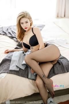 [秀人网XiuRen] N02439 极品白嫩辣妹luvian本能销魂内衣私拍情趣写真集 54P