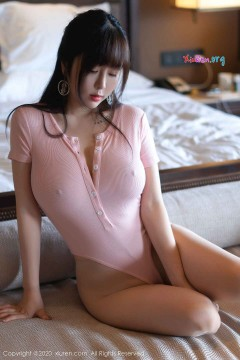 [秀人网XiuRen] N02536 极品爆乳童颜辣妹王雨纯火辣真空激凸连体制服私房写真 46P