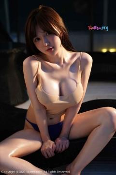 [秀人网XiuRen] N02607 纯情豪乳宝贝糯美子Mini傲人鼻血双峰魅力激情泳装写真 44P