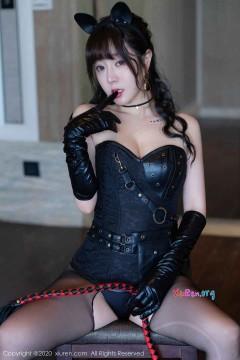 [秀人网XiuRen] N02637 狂野美乳甜心王雨纯香艳性感制服私密写真集 50P